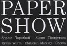 『PAPER SHOW』を読む。