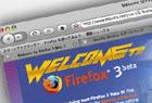 快速!Firefox3 beta5。