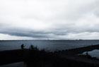 台風と森山大道。