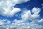 雲、美味しそう。
